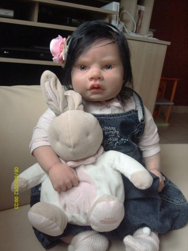 Lili-Rose adoptée