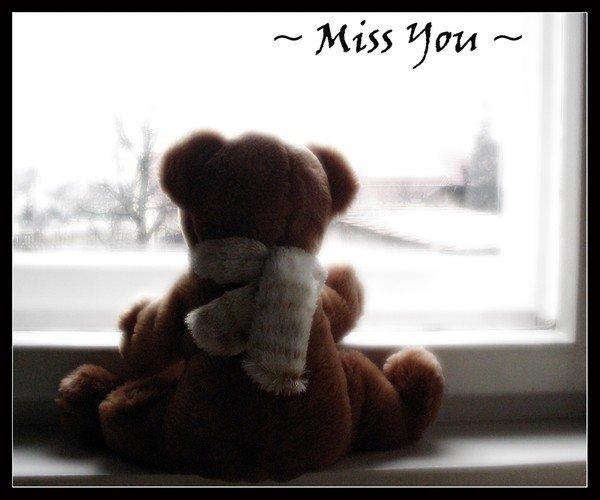 Tu me manques ...