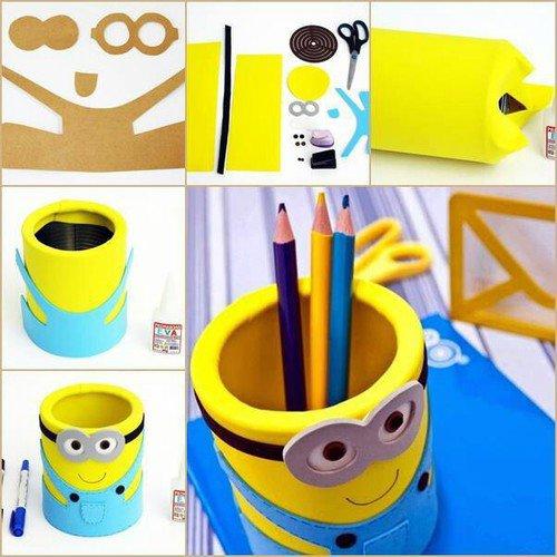 DIY : Minion ♥