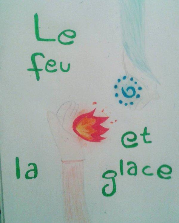 Le feu et la glace (TEST) ! For Lita ♥