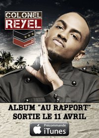 """Au Rapport"", premier album disponible"
