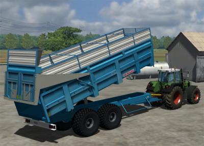 maupu 18 tonnes