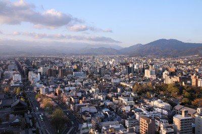 voici la ville kyoto