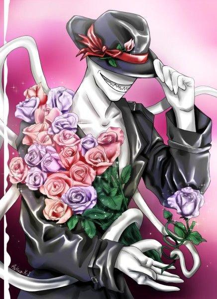 Qui veux une rose ?
