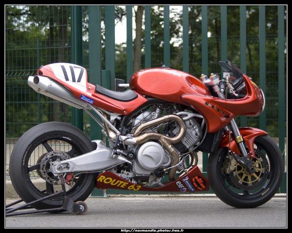 Voxan 1000 Caf 233 Racer Tout Sur La Moto