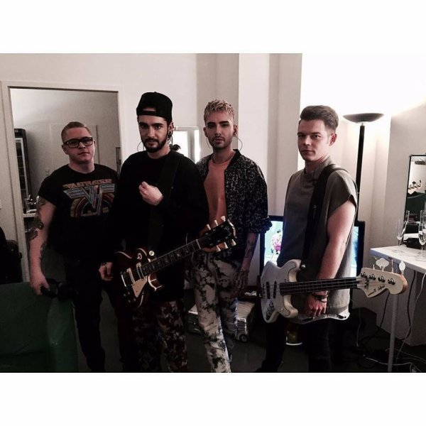 Tokio Hotel-Schlagdenstar