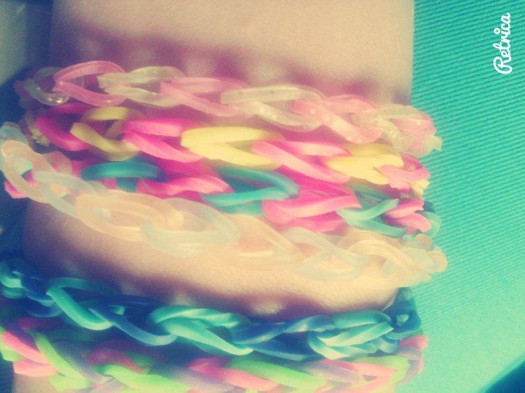 Mes bracelet