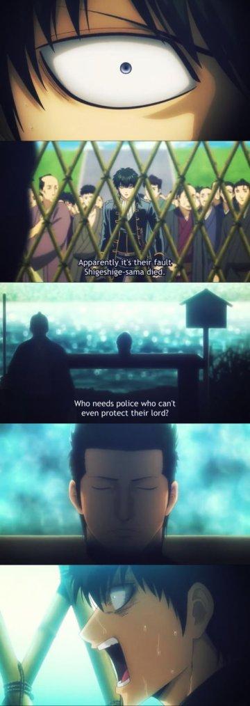 Qui se rappelle de la fois ou Sorachi-sensei nous à mit en position f½tale sous notre lit en larme?