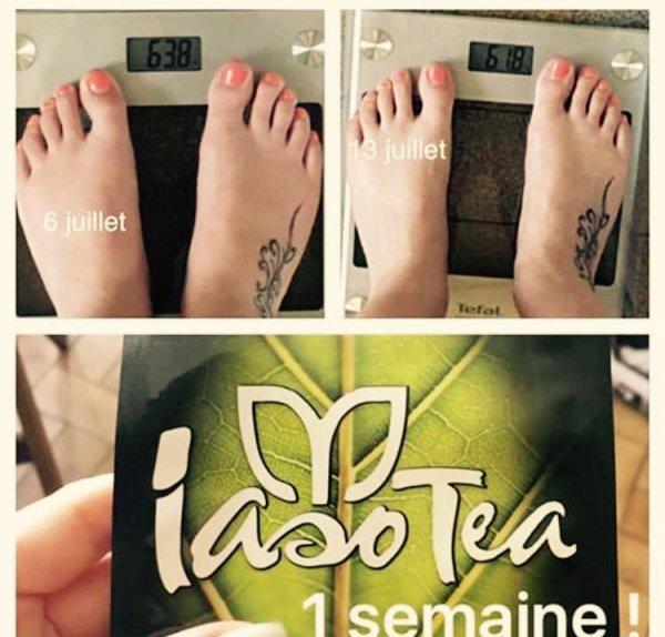 IASO TEA.
