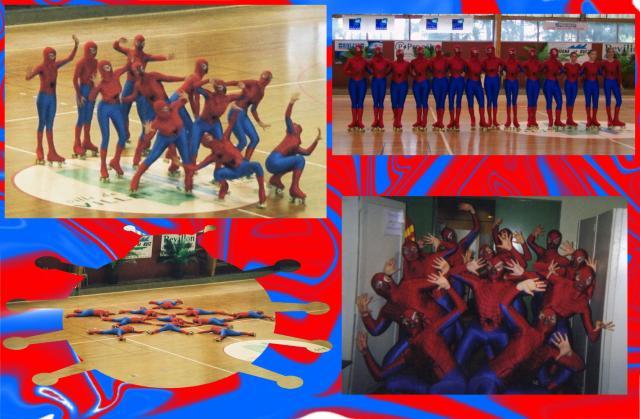 le show (spider man)
