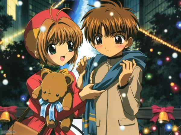 Sakura et Lionel sont vraiment mignon
