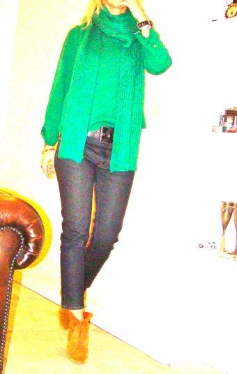 Vert, j'espère.