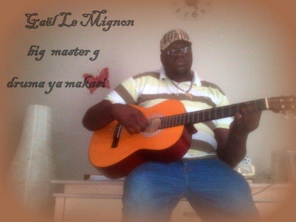 Druma Ya Makasi ou guitare
