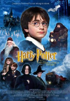 Harry Potter de J.K Rowling (l)