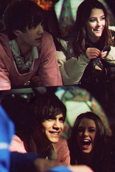 Freddie & Effy ♥