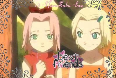 Ino et Sakura