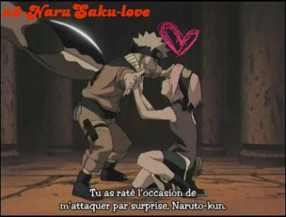 Le couple NaruSaku
