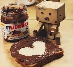 Nutella!!! miam miam !!! ^^