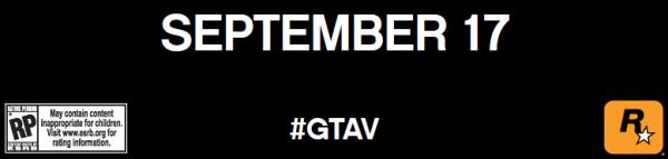 # Grand Theft Auto V / La Jaquette de GTA V dévoilée !!!