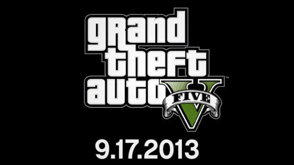 # La date de sortie de GTA V est confirmée pour le 17 septembre 2013 !