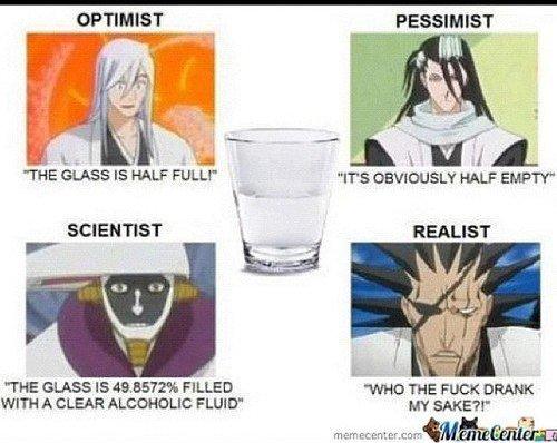 l'histoire d'un verre de sake vu par bleach^^
