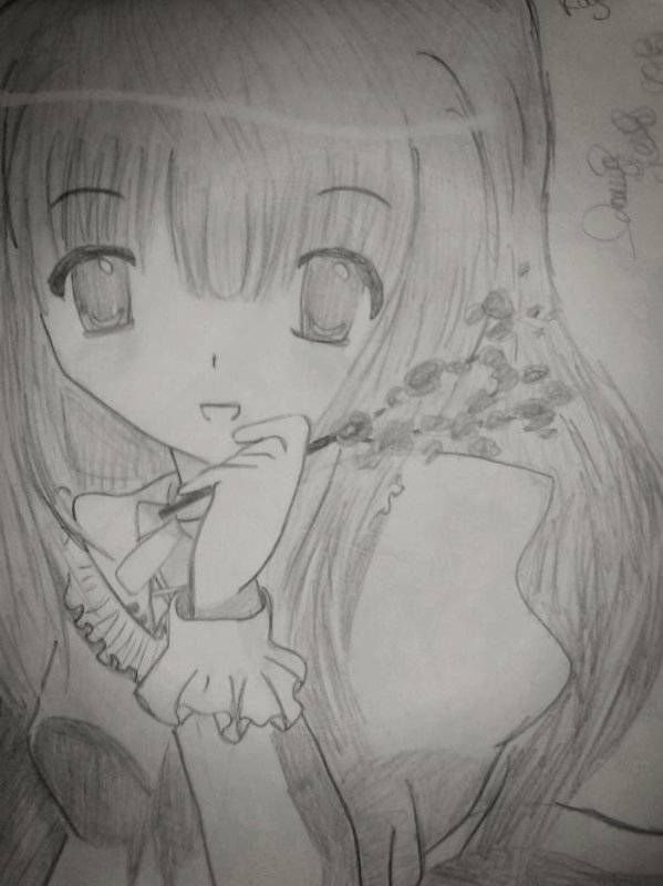 dessin de Himeka Kujô