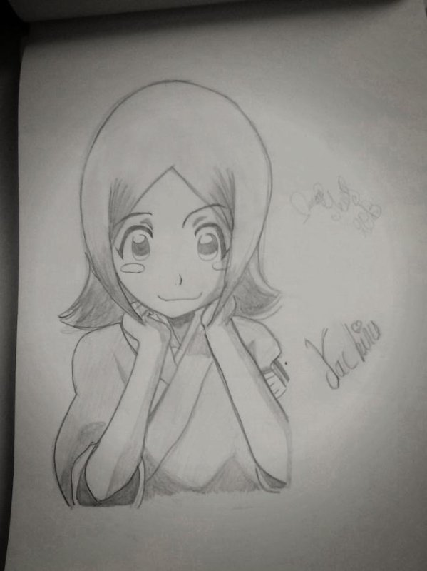 dessin de yachiru
