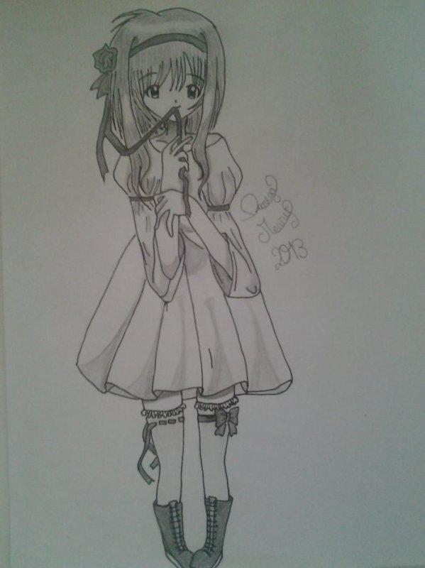 Petit dessin^^