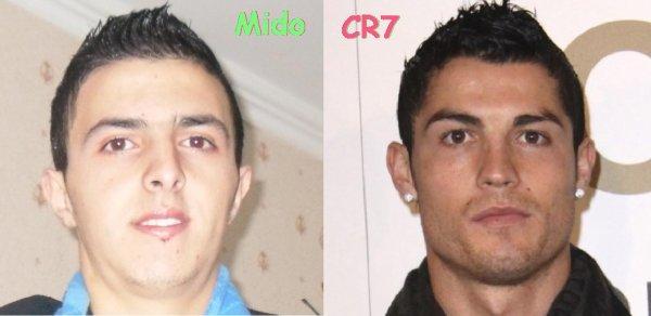 Mido VS Cristiano Ronaldo