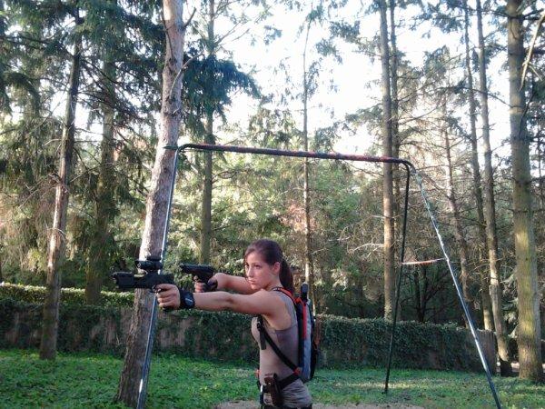Me on Lara <3