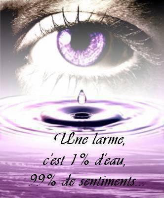 """les larmes du l""""amour"""