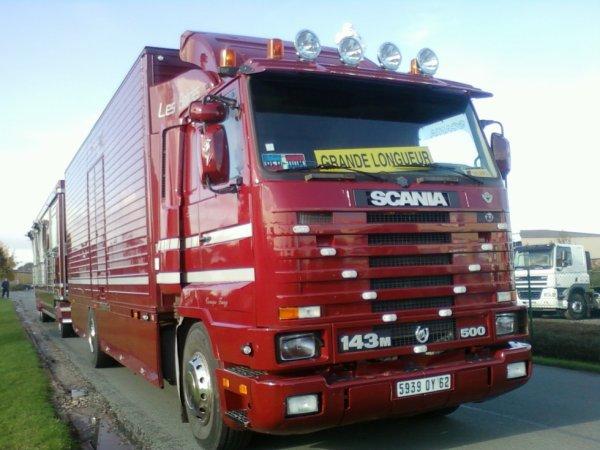 Scania 143 M 500