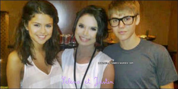 Une nouvelle photo de Selena et Justin pendant leurs séjour.