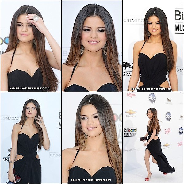 Selena le 22 mai - Au Billboard Music Awards 2011