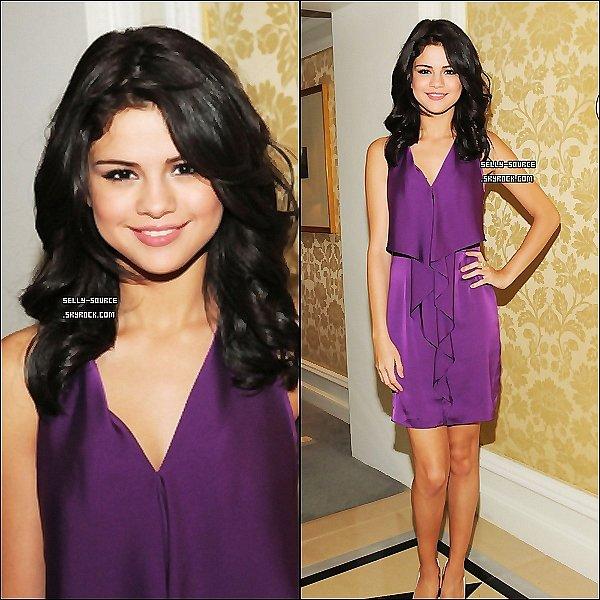29.06.11 Selena à la press Junket pour le film « Monte Carlo »