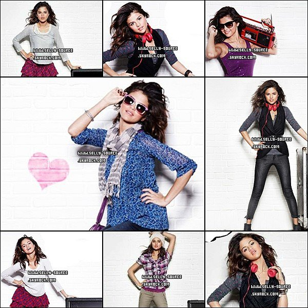"Nouveau photoshoot automne de "" Dream Out Loud """