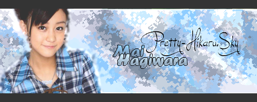 Presentation of Mai Hagiwara