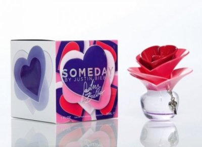 Someday, son parfum en vente.