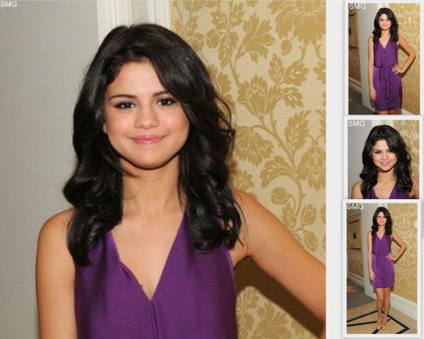 """29/06/2011 : Selena etait à l'émission fox&friends pour son film """"MONTE CARLO"""""""