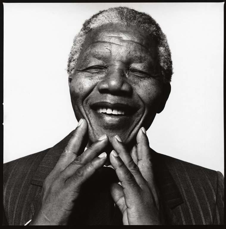 Nelson Rolihlahla Mandela   ( 1918 à 2013 )