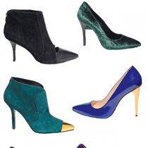 Chaussure a pointe