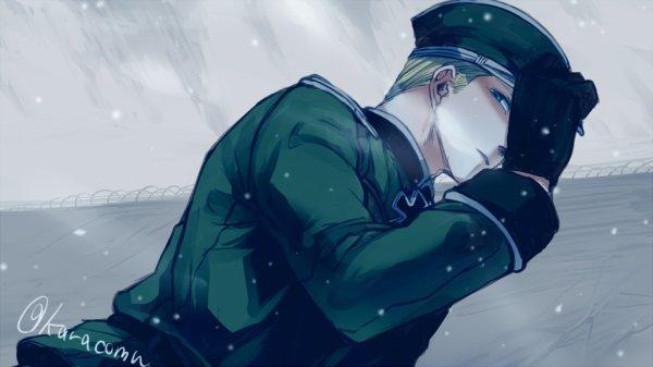 Ludwig, le soldat.