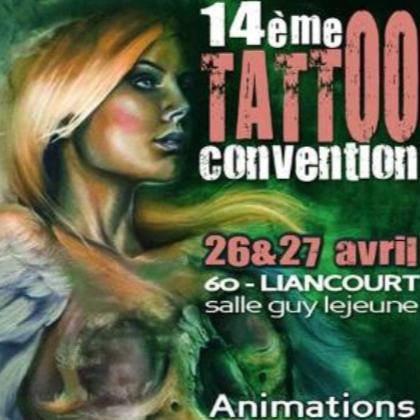 convention tatouage 2014