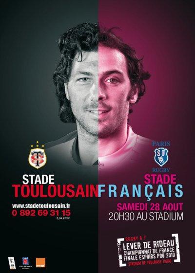 Stade Toulousain / Stade Français ( 34 - 16 ) : Le Classico était à la hauteur !