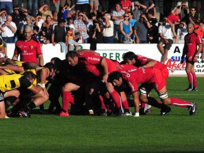 Agen / Stade Toulousain ( 25-8 ) : Une victoire pour une belle fin d'année :)