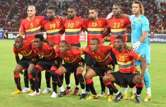CAN 2012 : L'Angola dans d'excellentes dispositions