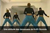 Arrivé à Kinshasa la semaine dernière, Koffi devra repartir à Paris dans 3 mois pour son procès