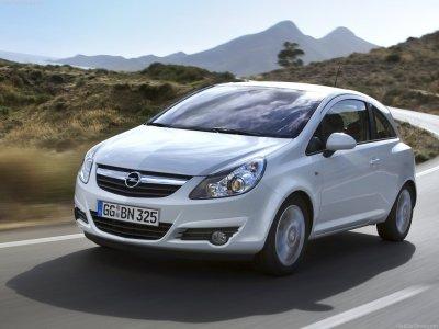 Opel corsa édition 1.3L CDTI  75