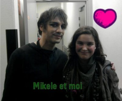 mikele et moi.