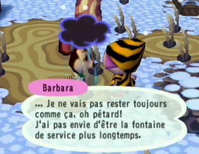 Animal crossing sur gamecube